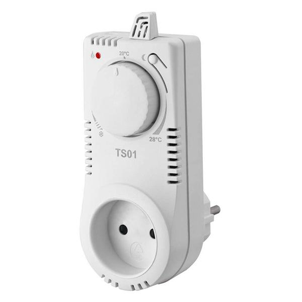 Steckdosenthermostat TS01
