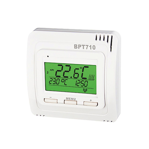 Funkthermostat digital BPT710