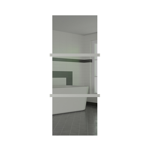 Badezimmerheizung Spiegel 790 Watt