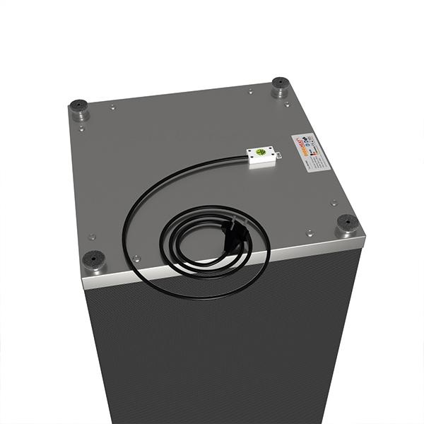 Infrarot Heizsäule 850 Watt